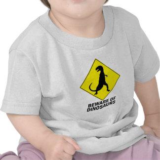 Dinosaurios Camisetas