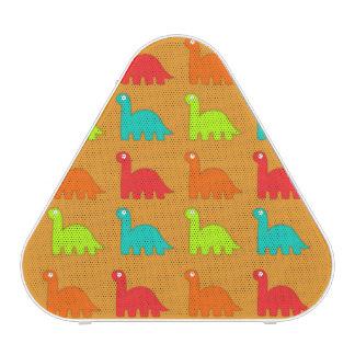Dinosaurios que caminan del modelo lindo de Dino Altavoz