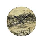 Dinosaurios Reloj