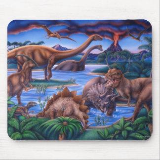 Dinosaurios Tapetes De Ratón
