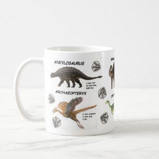 ¡Dinosaurios! Taza