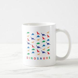 Dinosaurios Tazas De Café