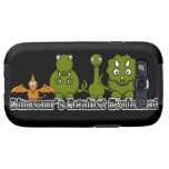 Dinosaurs Against Evolution Samsung Galaxy S3 Cover
