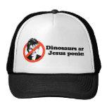 Dinosaurs are Jesus ponies Trucker Hat