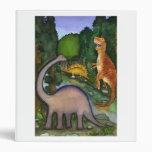 Dinosaurs at Creek Binders