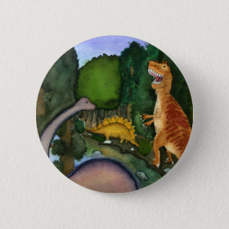 Dinosaurs at Creek Button