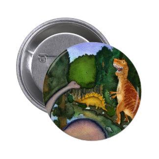 Dinosaurs at Creek Pins