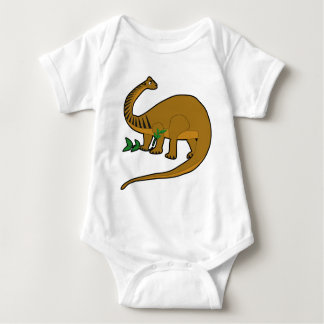 Dinosaurs Baby Bodysuit