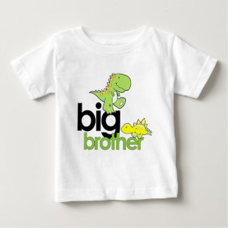 dinosaurs big brother baby T-Shirt