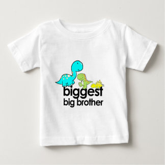dinosaurs biggest big brother baby T-Shirt