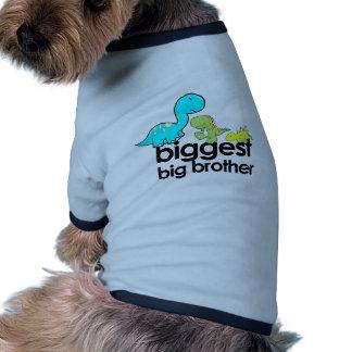 dinosaurs biggest big brother pet tee