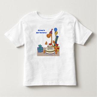 Dinosaur's Birthday Party T-Shirt