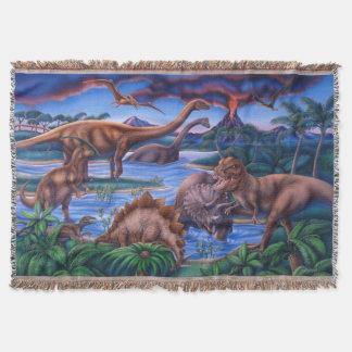 Dinosaurs Blanket