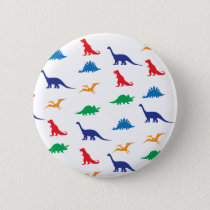 Dinosaurs Button