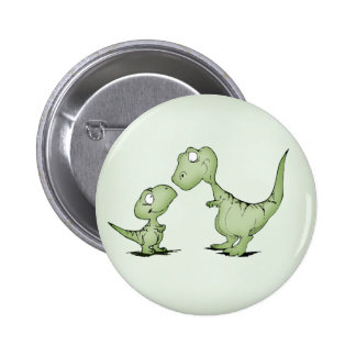 Dinosaurs Pinback Buttons
