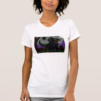 DINOSAURS - DINO IN MOONLIGHT Tees n Shirts