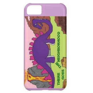 DINOSAURS - DINO NEIGHBORHOOD iPhone 5 Cases