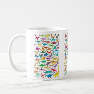 'Dinosaurs for beginners' Mug