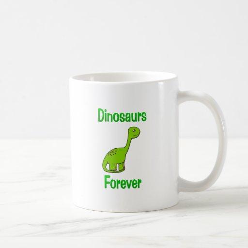 Dinosaurs Forever Coffee Mug