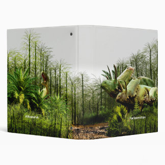 Dinosaurs from New Mexico 3 Ring Binders