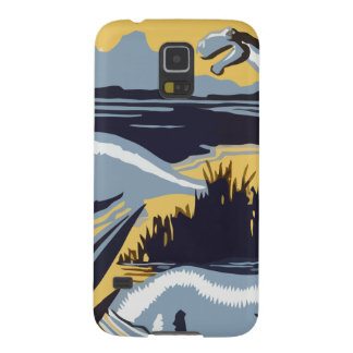 Dinosaurs Galaxy S5 Case