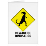 Dinosaurs Greeting Cards
