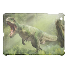 Dinosaurs Haunting For Food Cover For The Ipad Mini at Zazzle