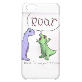 Dinosaurs! iPhone 5C Case