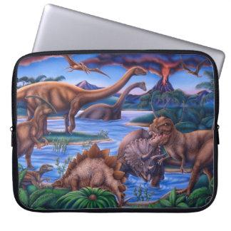 Dinosaurs Lap Top Sleeve Laptop Sleeve