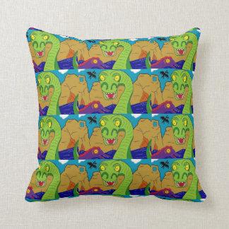 DINOSAURS - LIVIN' IT DINO STYLE Pillows