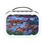 Dinosaurs Lunch Box Yubo Lunch Boxes