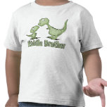 Dinosaurs Middle Brother T-shirt
