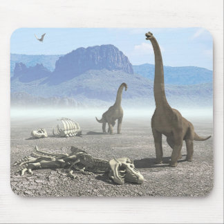 Dinosaurs Mouse Pad
