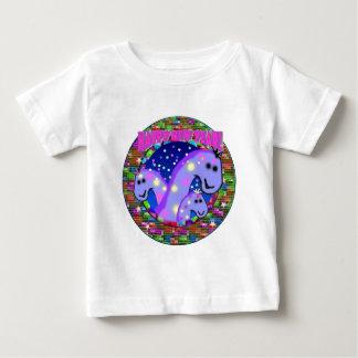 Dinosaurs New Years Baby T-Shirt