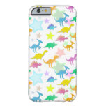 Dinosaurs Pattern Barely There iPhone 6 Case