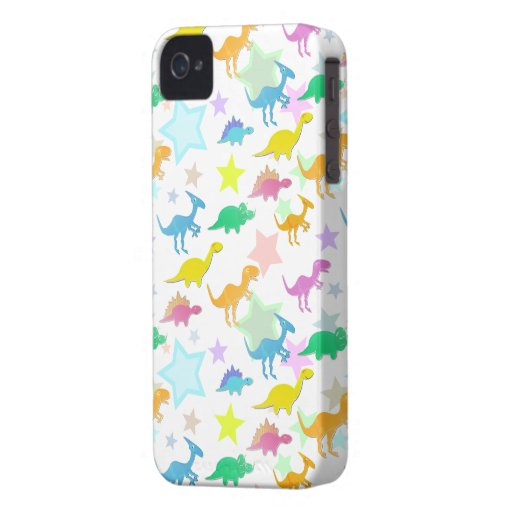 Dinosaurs Pattern iPhone 4/ 4S Case iPhone 4 Covers