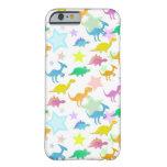 Dinosaurs Pattern iPhone 6 Case