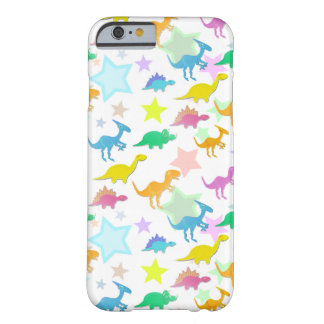 Dinosaurs Pattern iPhone 6 Case