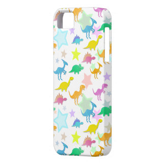 Dinosaurs Pattern iPhone SE/5/5s Case