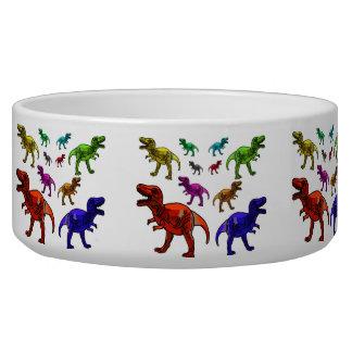 Dinosaurs Pet Bowl
