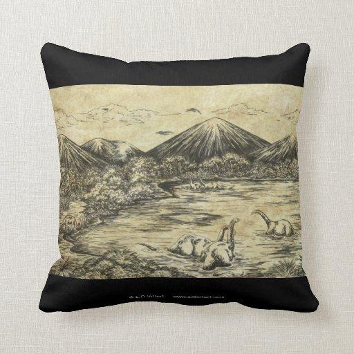 Dinosaurs Pillows