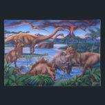 "Dinosaurs placemat<br><div class=""desc"">Placemat with Dinosaurs artwork</div>"