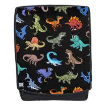 Dinosaurs Rainbow II School supplies Backpack