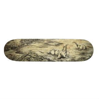 Dinosaurs Skateboard
