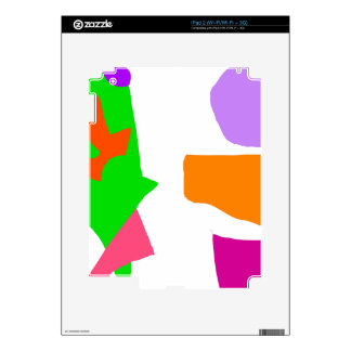 Dinosaurs Skin For iPad 2