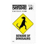 Dinosaurs Stamp