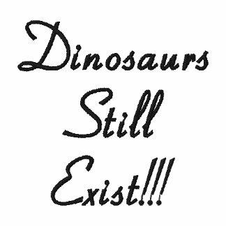 Dinosaurs Still Exist!!!