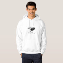 Dinosaurs T-Rex Down Syndrome isn't  AWARENESS Hoodie