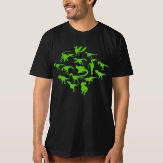 dinosaurs t-shirt design cool jurrasic