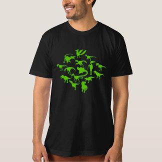 dinosaurs t-shirt design cool jurrasic day